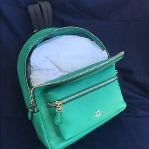 Coach Charlie Medium Backpack